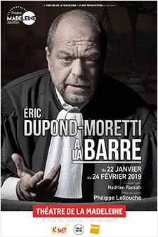 Éric Dupond-Moretti - À la Barre