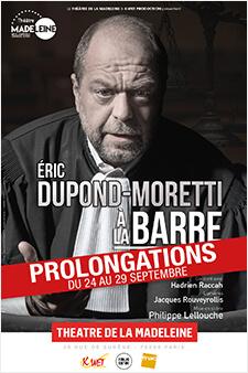 Eric Dupont-Moretti
