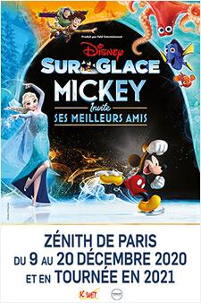 Disney Sur Glace - Mickey invite ses meilleurs amis